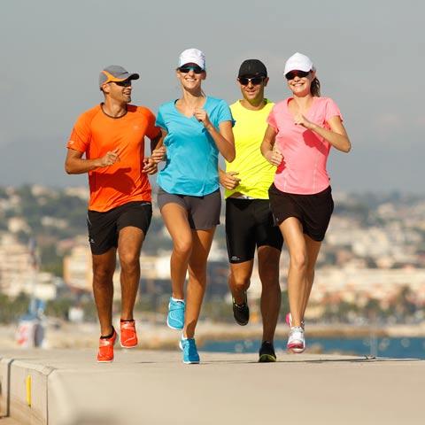 abbigliamento da running