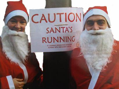 Corsa di Babbo Natale 1