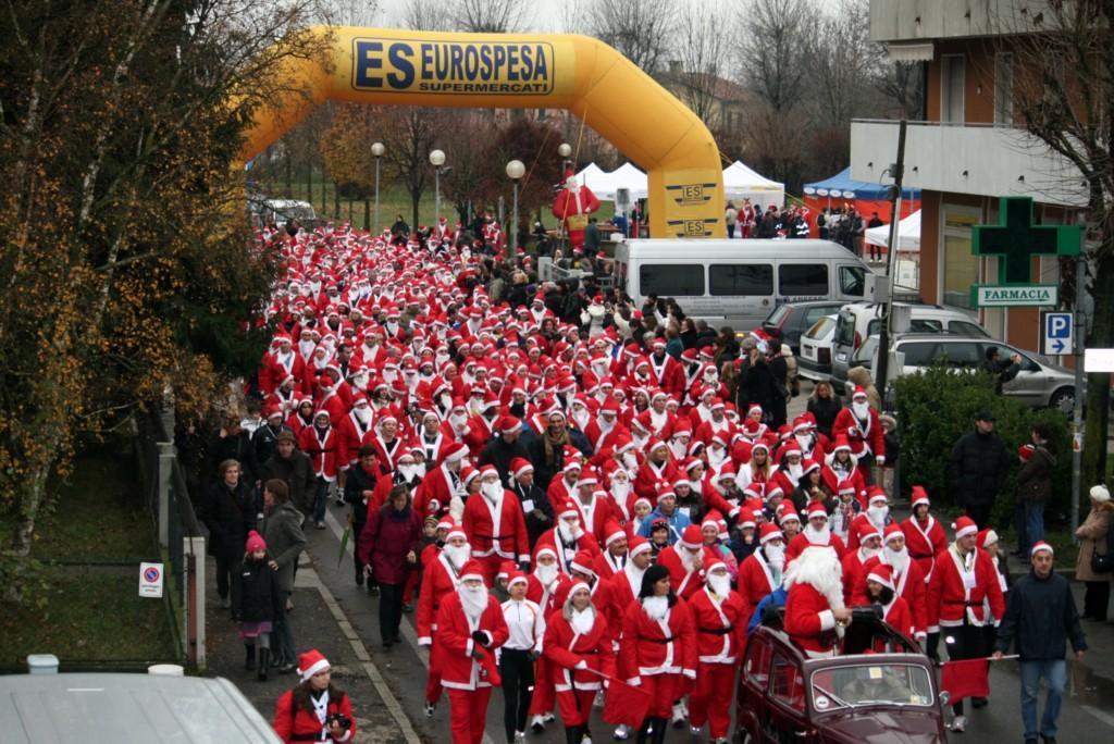 Corsa di Babbo Natale 2