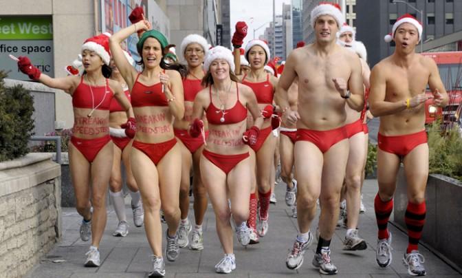 Corsa di Babbo Natale 4