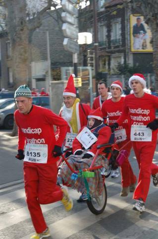 Corsa di Babbo Natale 5