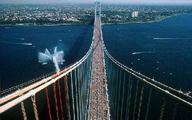 la maratona di new york storia e curiosit running italia