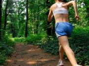 Correre in un ambiente naturale stimola positivamente il corpo e la mente