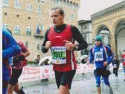 Gianfranco alla Firenze Marathon
