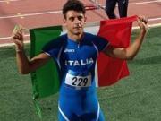 Giochi del Mediterraneo 2013, Daniele Greco