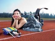 Giusy Versace atleta paralimpica