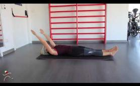 Il Pilates Per I Runners -  Roll Up e Roll Down