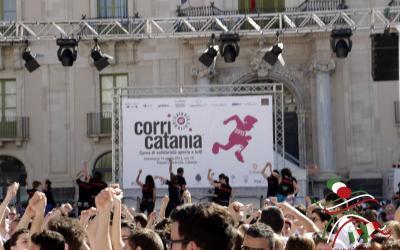 """Quinta edizione della """"Corri Catania"""": tutte le foto"""