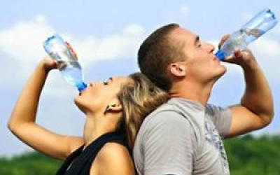 L'acqua è il componente (forse) più importante per il nostro organismo
