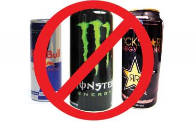 Stop Energy Drink