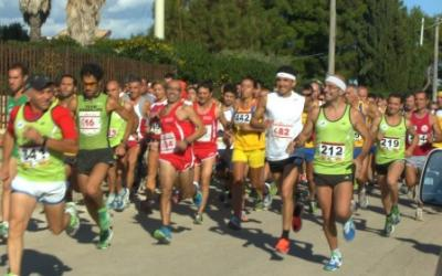 Partenza del 5° Trofeo Isola - Siracua