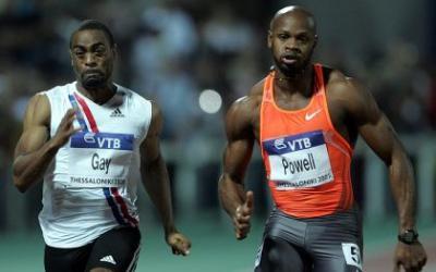 Gay e Powell