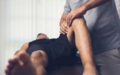 Massaggio per favorire il recupero muscolare