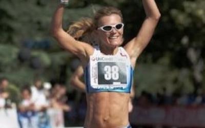 Valeria Straneo ai Campionati Italiani Assoluti 10.000m