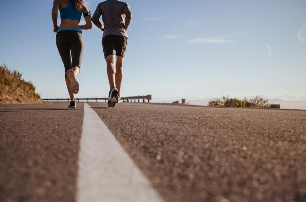 Correre in estate sulle brevi distanze