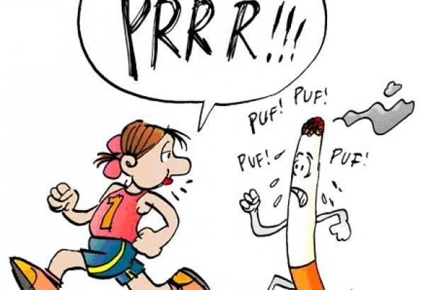 Fumo e performance sportiva