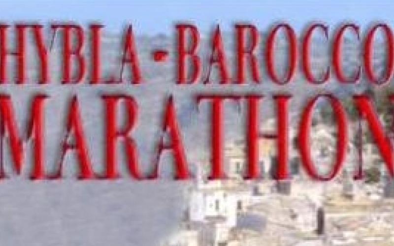 Hybla Barocco Marathon e StraRagusa 2013