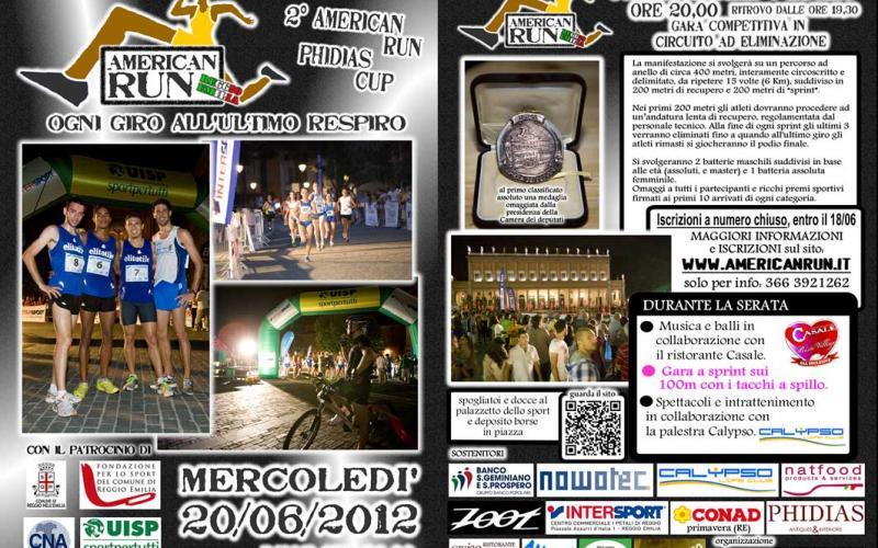 """Seconda edizione di """"100 metri con i tacchi"""" e """"AmericanRun"""""""