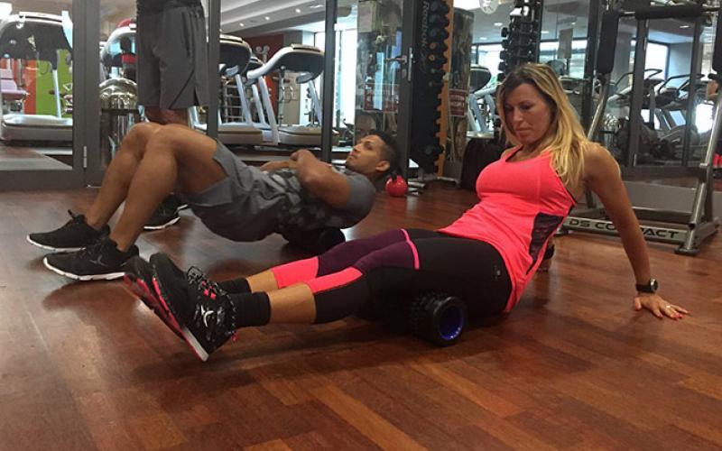 perdere peso cross training