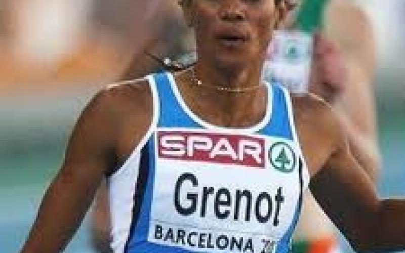 Libania Grenot