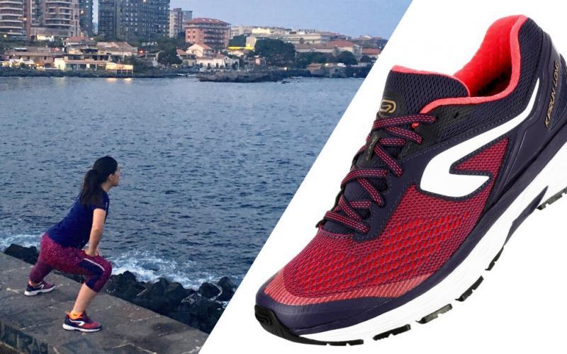 Le La AvolaRunning Di Verso Mezza Italia Con Kiprun Maratona Long YfIm6gvby7