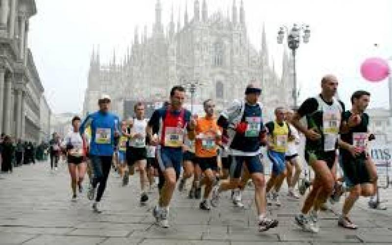 Maratona di Milano 2013