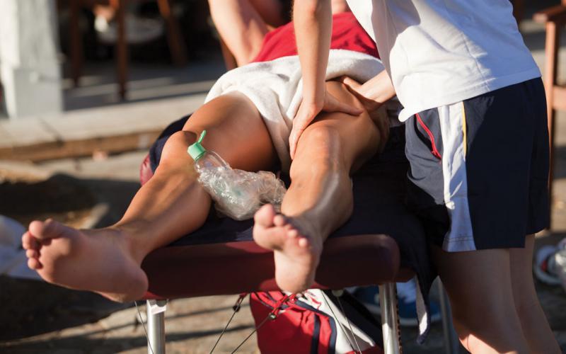 Affaticamento e infortuni nella corsa