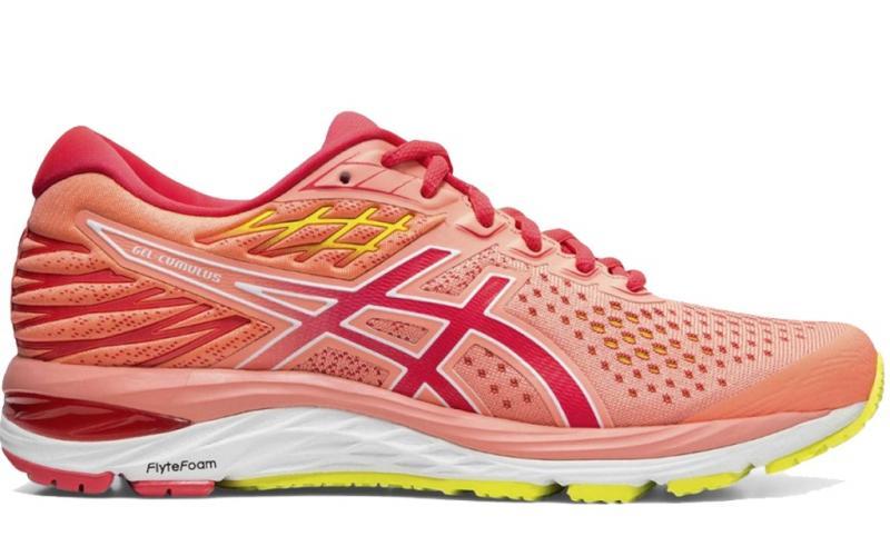 scarpe asics donna running fucsia