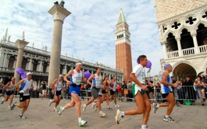 maratona di venezia