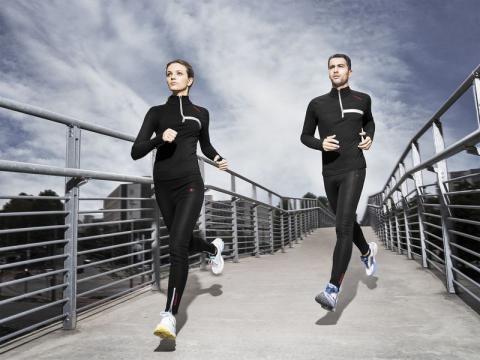 abbigliamento running